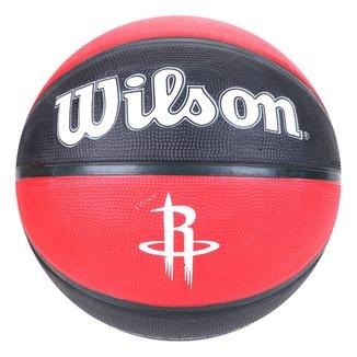 Bola de Basquete Wilson NBA Houston Rockets Team Tribute #7