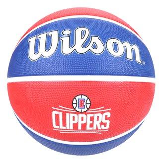 Bola de Basquete Wilson NBA Los Angeles Clippers Team Tribute #7