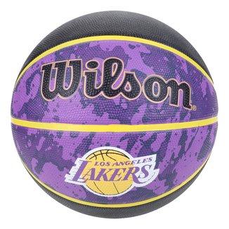 Bola de Basquete Wilson NBA Los Angeles Lakers Team Tiedye  #7
