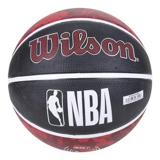 Bola de Basquete Wilson NBA Miami Heat Team Tiedye #7