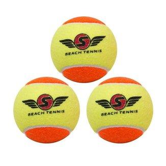 Bola de Beach Tennis Sexy (Pack com 3 unidades)