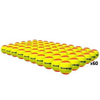 Bola de Beach Tennis Vision (Saco com 60 unidades)