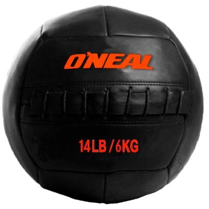 Bola De Couro 6 Kg Oneal Wall Ball - Unissex