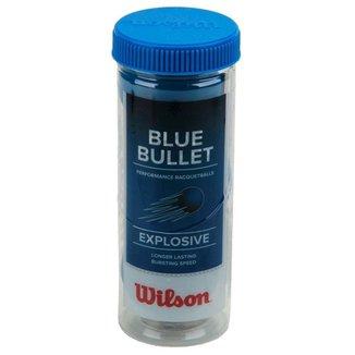 Bola De Frescobol Wilson Blue Bullet