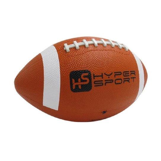 Bola de Futebol Americano Hyper Sports - Marrom