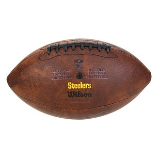 Bola de Futebol Americano NFL Pittsburgh Steelers Wilson
