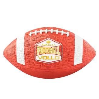 Bola De Futebol Americano Vollo 7''