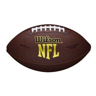 Bola de Futebol Americano Wilson NFL Force Jr. Júnior