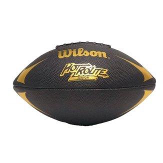 Bola de Futebol Americano Wilson NFL Hot Route
