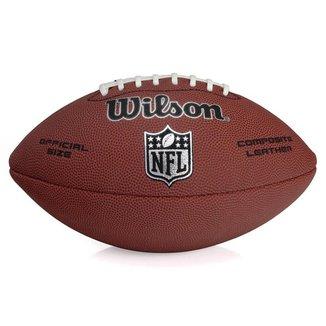 Bola de Futebol Americano Wilson NFL Limited - Marrom