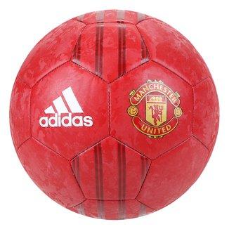 Bola de Futebol Campo Adidas Manchester United Club