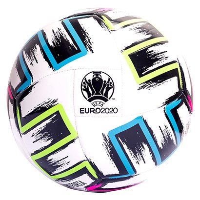 Bola de Futebol Campo Adidas Uniforia Euro 2020 Match Ball Replica Club - Masculino