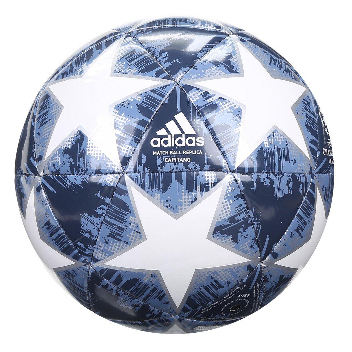 ... Bola de Futebol Campo Bayern de Munique Adidas Capitano Finale 18 UCL  ... 5d7d39623db8f