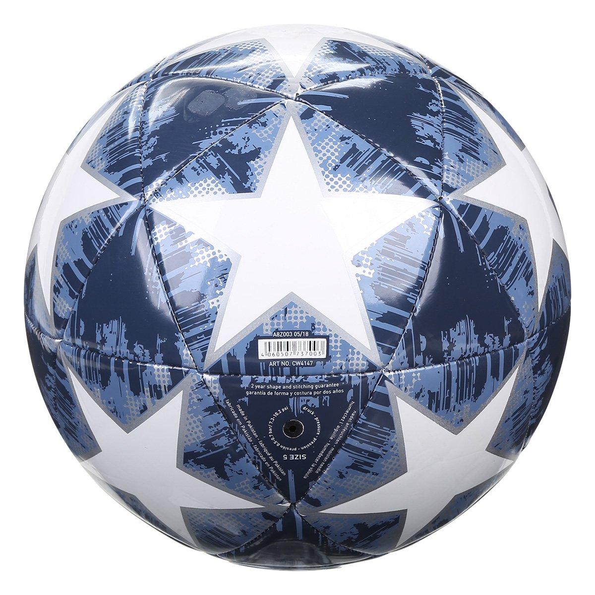 ... Bola de Futebol Campo Bayern de Munique Adidas Capitano Finale 18 UCL 9860cee65f895