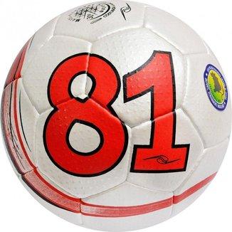 Bola de Futebol Campo Dalponte 81 Star Microfibra Costurada a Mão