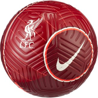 Bola de Futebol Campo Liverpool FC Nike Strike