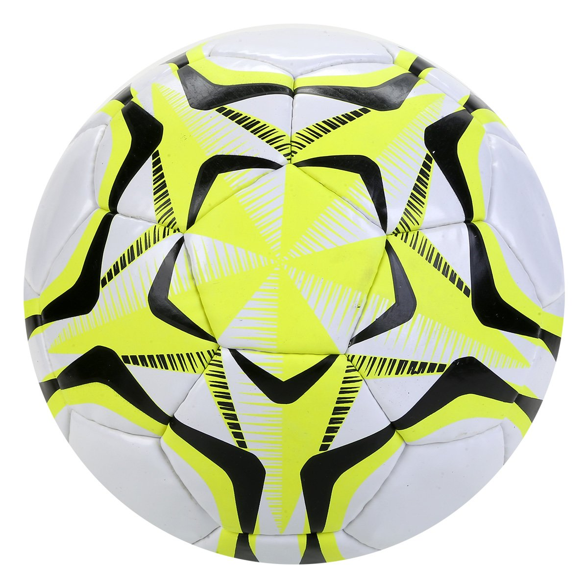 Bola de Futebol Campo Penalty Brasil 70 R2 LX - Branco e Amarelo ... 67be03cfe1ac0