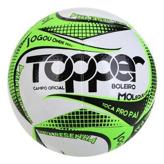 Bola de Futebol Campo Topper Boleiro 2019 Exclusiva