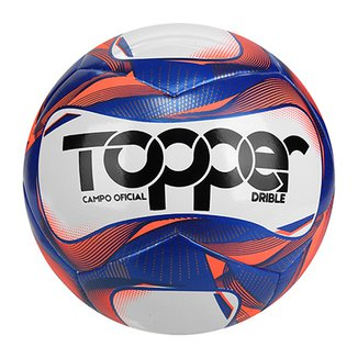 Bola de Futebol Campo Topper Drible 2019 Exclusiva