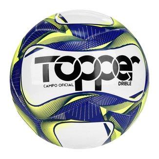 Bola de Futebol Campo Topper Drible Tecnofusion