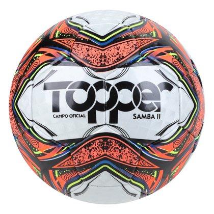 Bola de Futebol Campo Topper Samba II