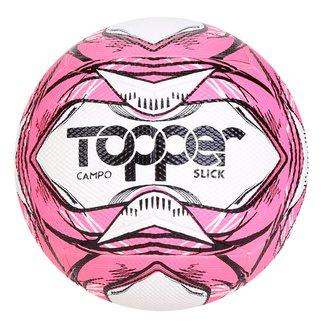 Bola de Futebol Campo Topper Slick Tech Fusion