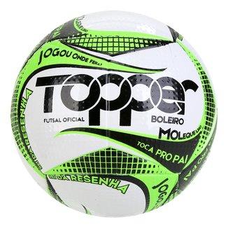 Bola de Futebol Futsal Topper Boleiro 2019 Exclusiva