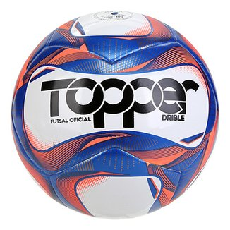 Bola de Futebol Futsal Topper Drible 2019 Exclusiva