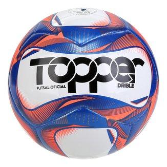 Bola de Futebol Futsal Topper Drible 2019 Exclusiva