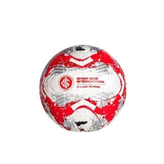 Bola de Futebol Internacional Dualt Campo Vermelho/