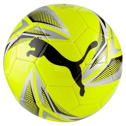 Bola de Futebol Puma FtbPlay Big Cat - Verde Limão - Único