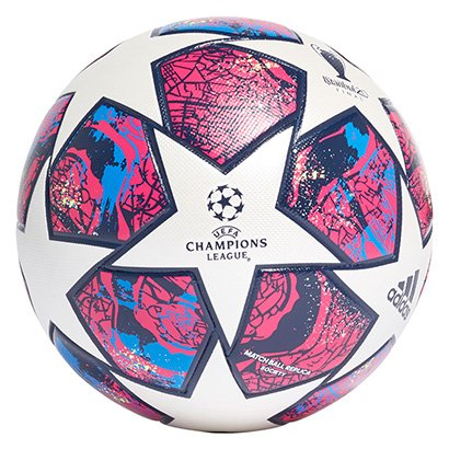 Bola de Futebol Society Adidas UEFA Champions League Match Ball Replica Final Istanbul 20
