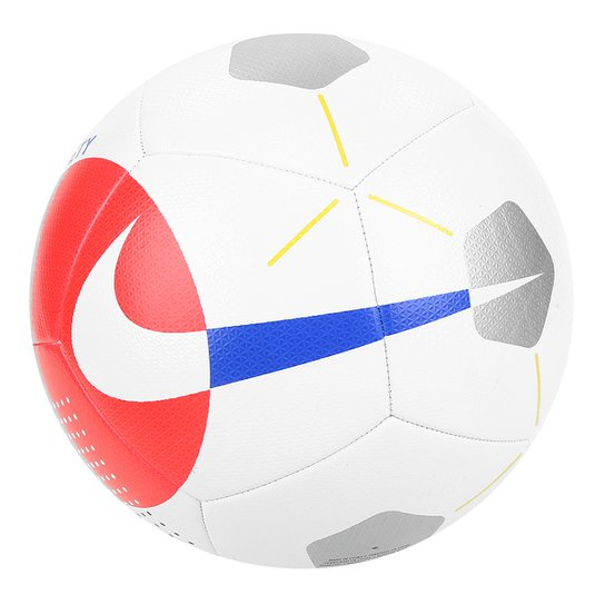 Bola de Futebol Society Nike - Branco+Preto