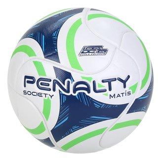 Bola de Futebol Society Penalty Matis IX Micro Power