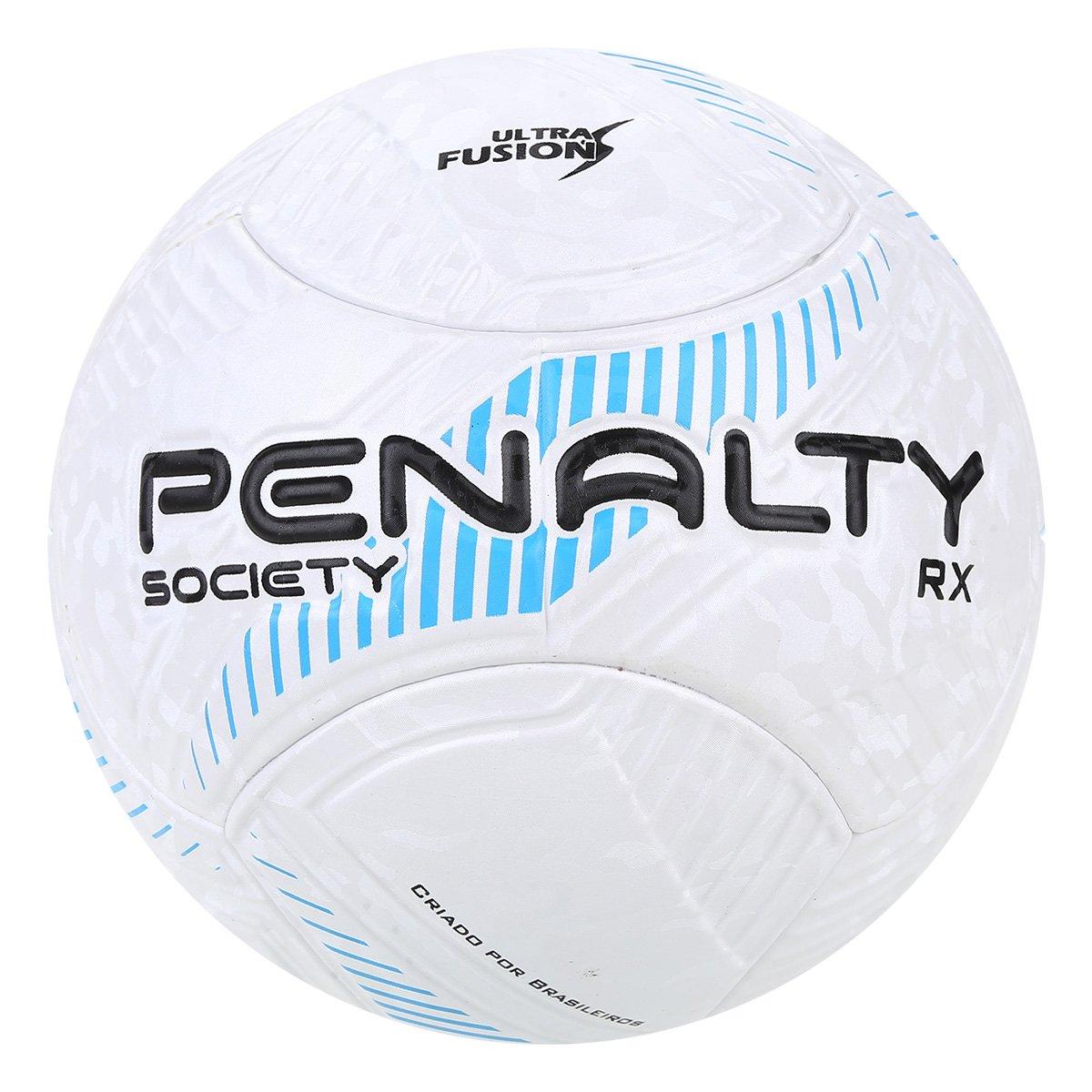 Bola de Futebol Society Penalty RX Fusion VIII . fcec5ca8c24b2