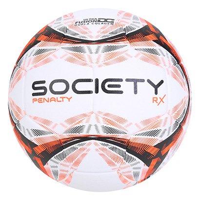 Bola de Futebol Society Penalty Rx R1 IX - Unissex