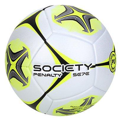 Bola de Futebol Society Penalty Se7E R2 Ko X - Unissex