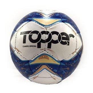 Bola de Futebol Topper Campo Oficial Asa 2
