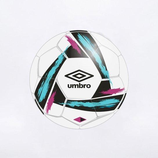 Bola de Futebol Umbro Campo Umbro Ultra - Branco+Preto