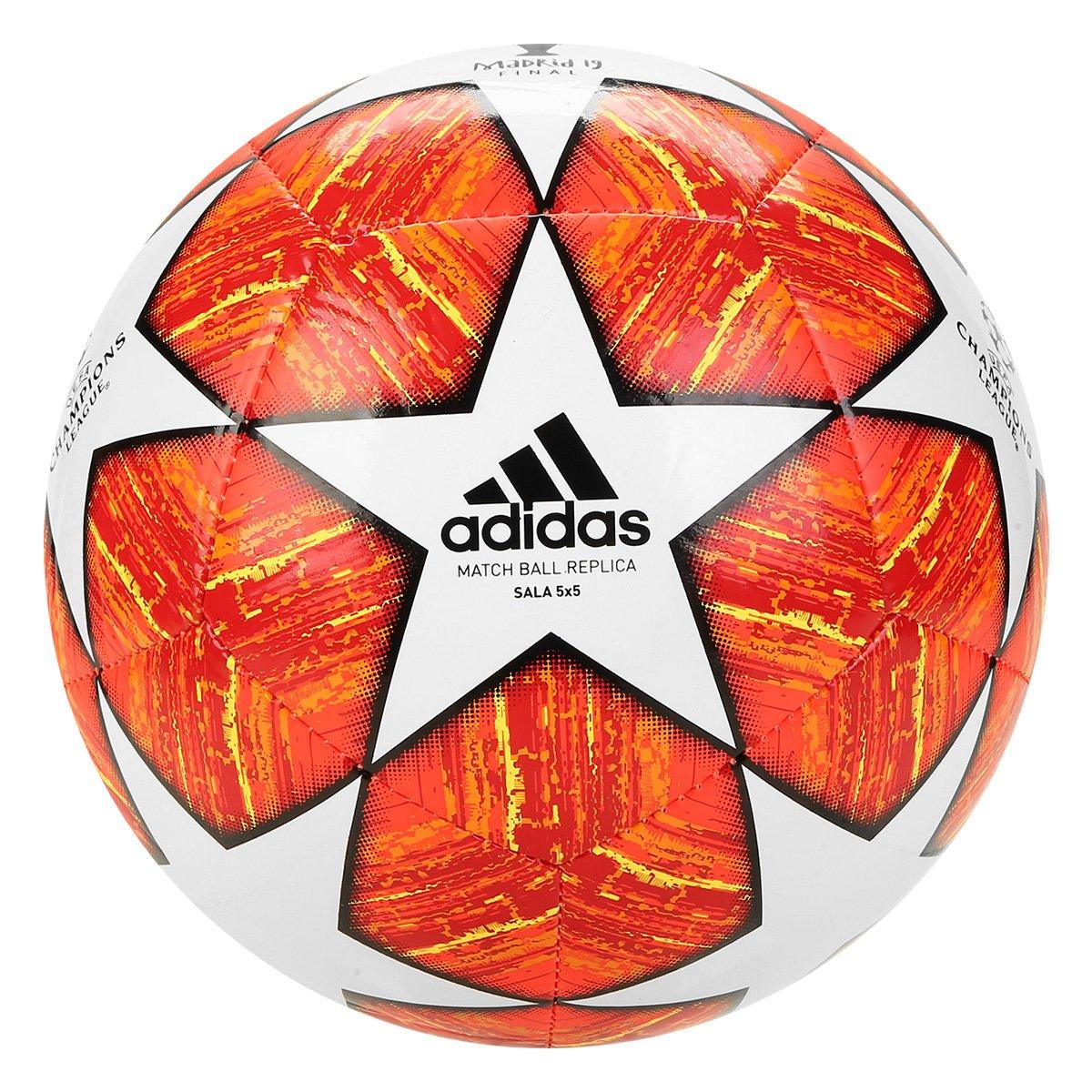 ff9bf7a306832 Bola de Futsal Adidas Uefa Champions League Finale 19 Match Ball 5X5 - Compre  Agora