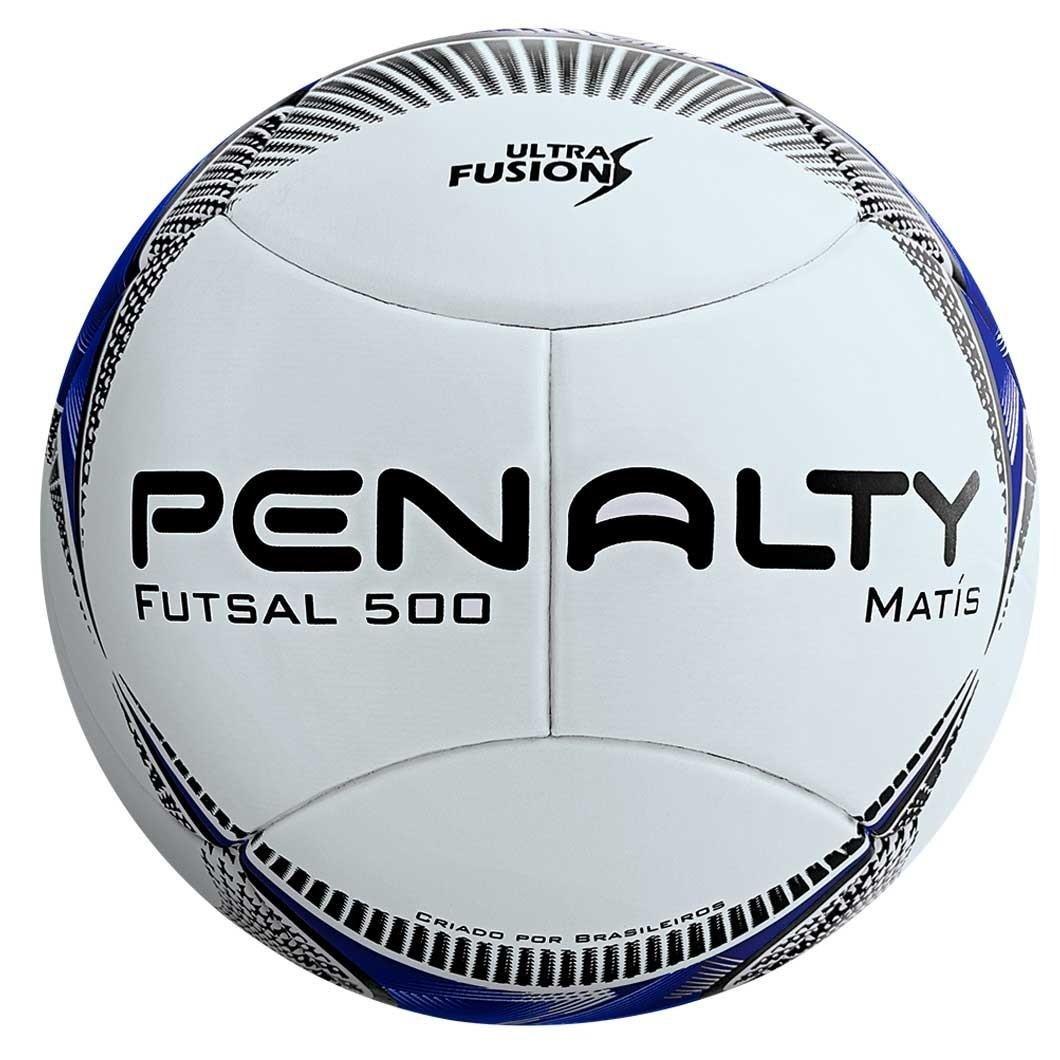 Bola de Futsal Penalty Matís 500 Ultra Fusion - 520182 - Branco ... b1bb09a22fda9