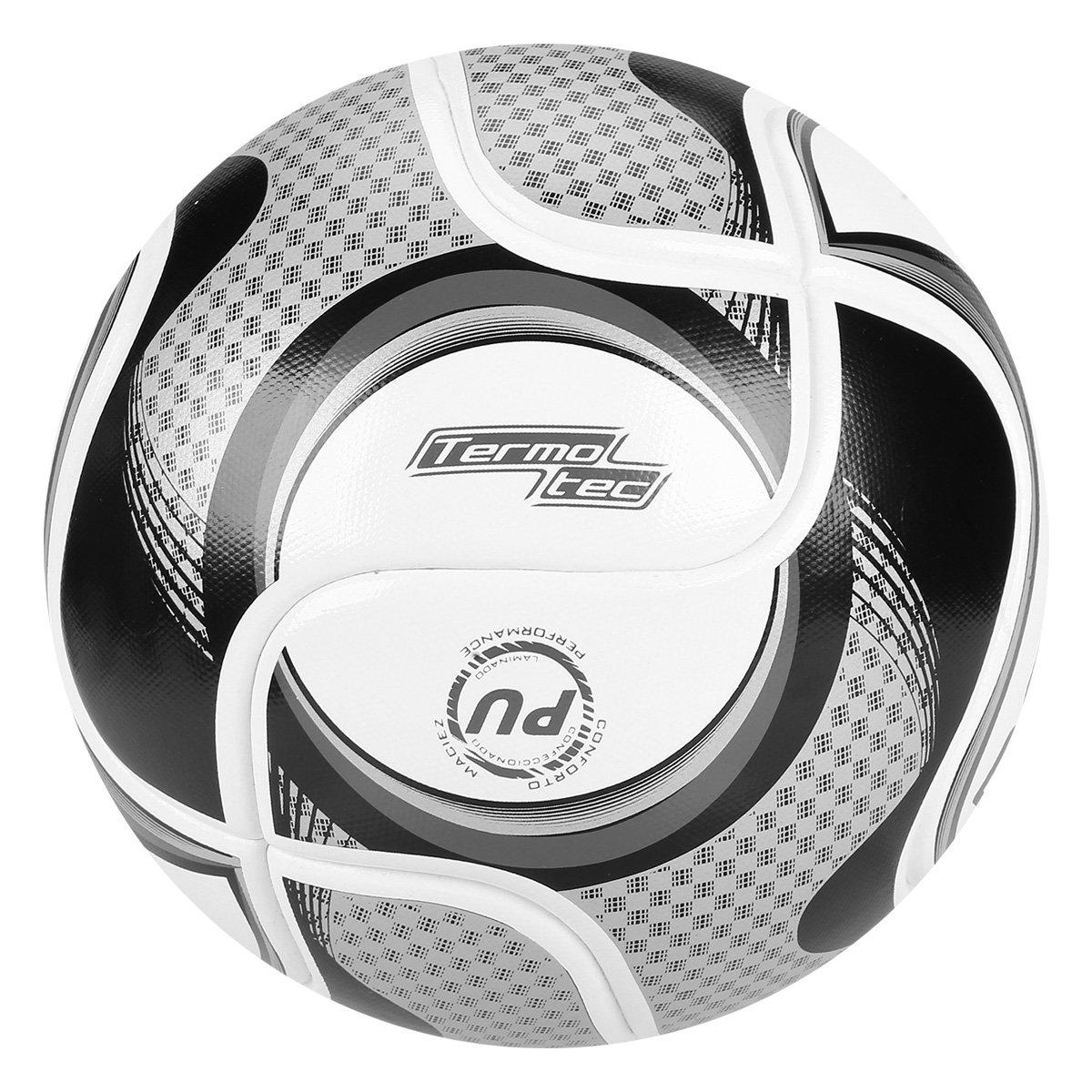 Bola de Futsal Penalty Max 100 All Black - Edição Limitada - Branco ... d6db477397e7a