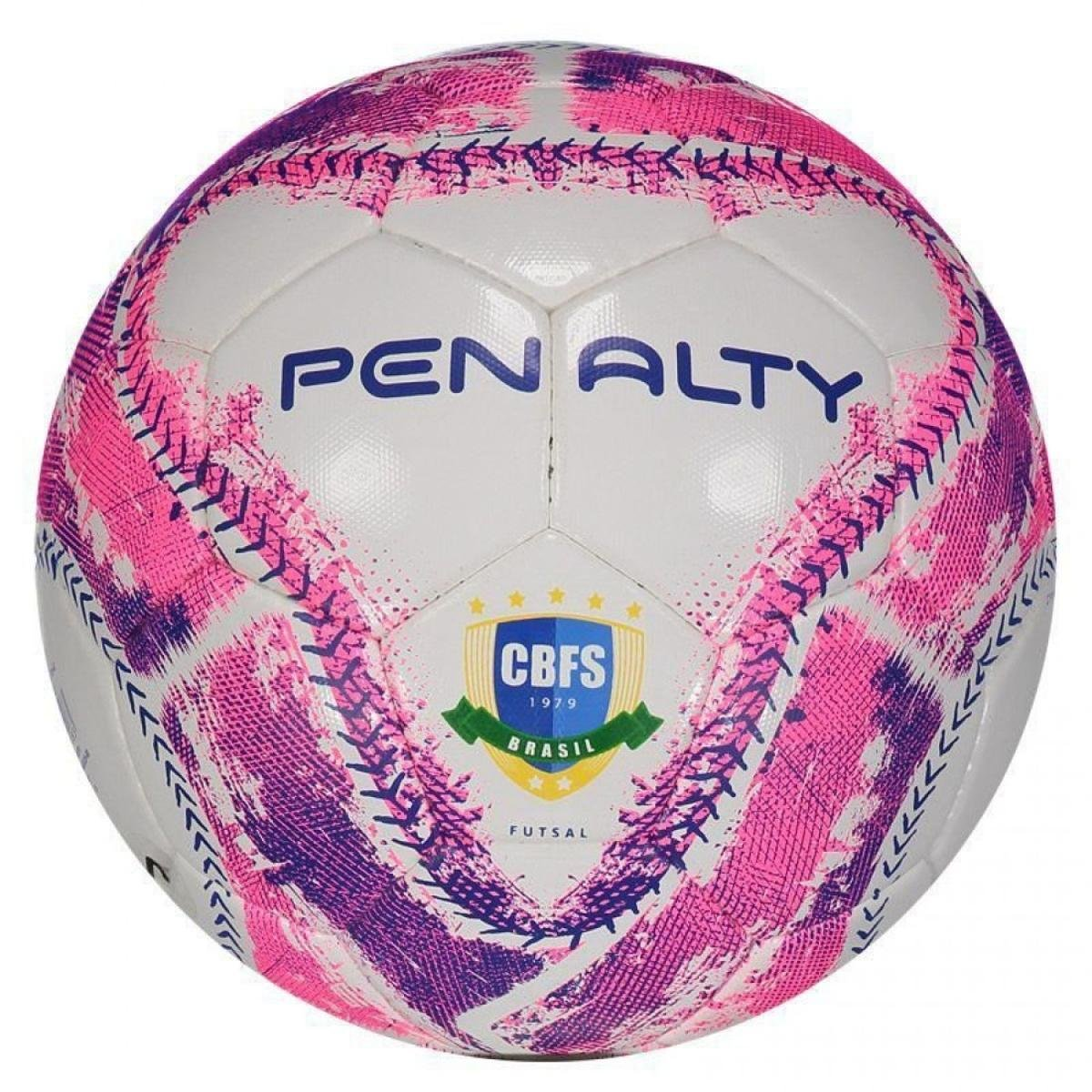 Bola de Futsal Penalty MAX 500 Costurada - 511453 - Branco - Compre ... db4996766fd7b