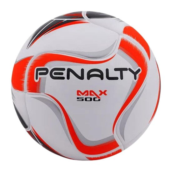 Bola de Futsal Penalty Max 500 Termotec X - Branco