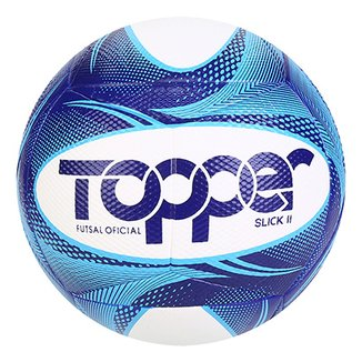 Bola de Futsal Slick II 19 Topper Exclusiva