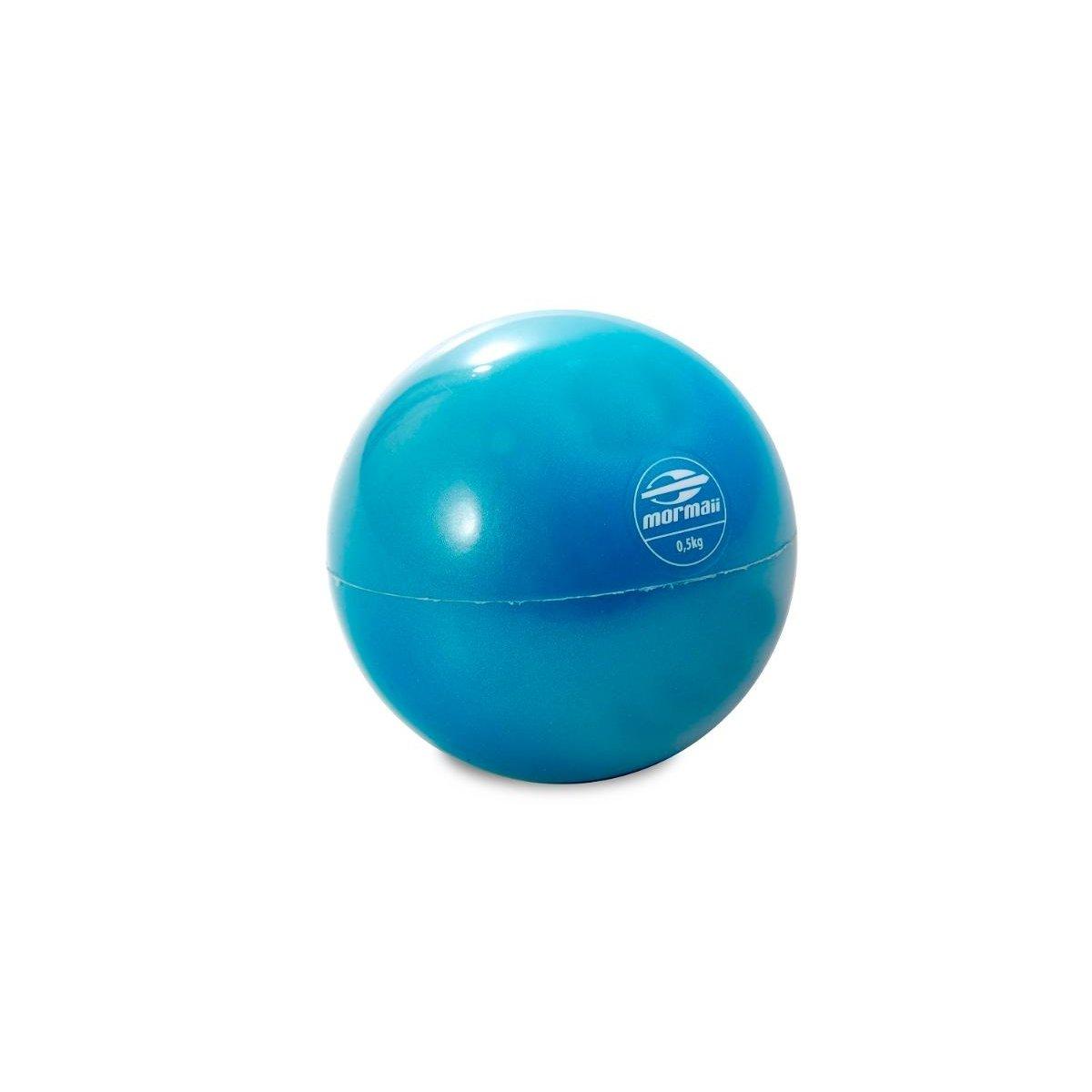 a109c275c2633 Bola de Ginástica Fitness - Bola Peso Areia Mormaii 0