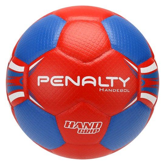 Bola de Handebol Penalty H1L - Vermelho+Azul