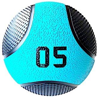Bola De Peso Medicine Ball 5 Kg Liveup Pro C Lp8110-05