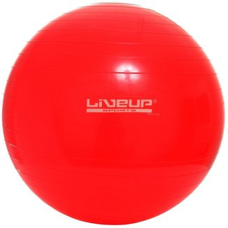 Bola de Pilates LiveUp Suiça 45cm