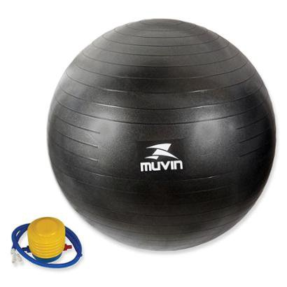 Bola de Pilates - Muvin - BLG - 800 - Unissex - Preto
